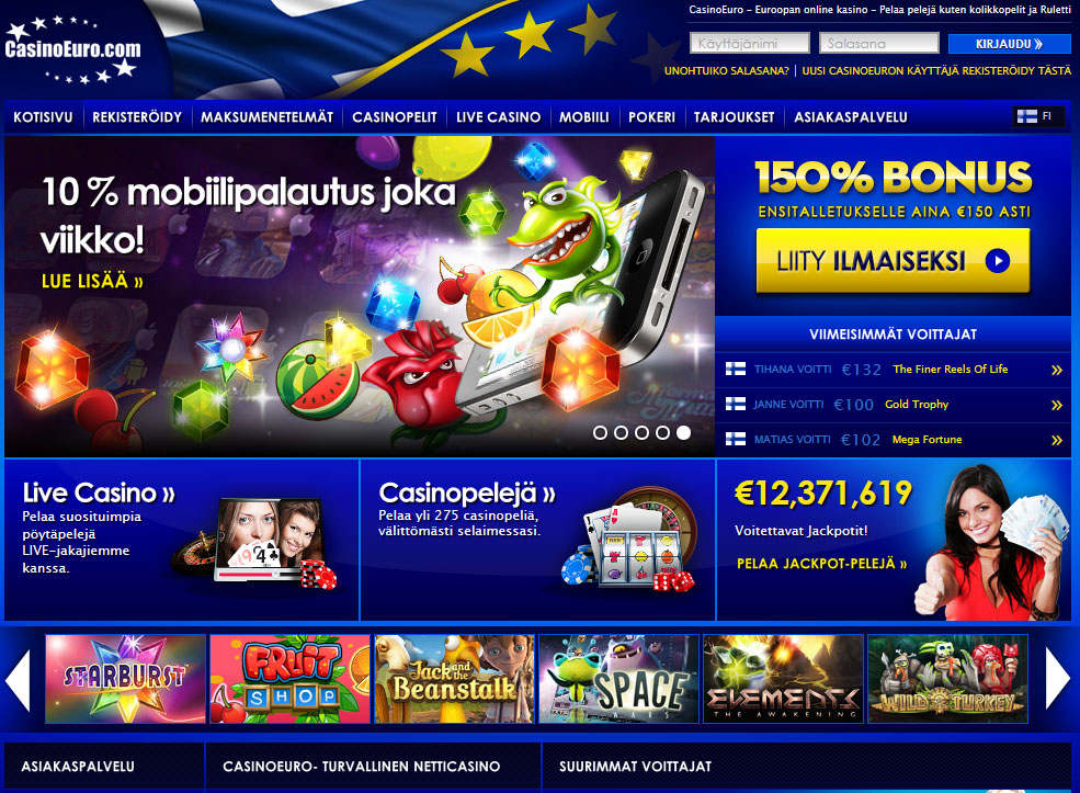 casinoeuro-screenshot